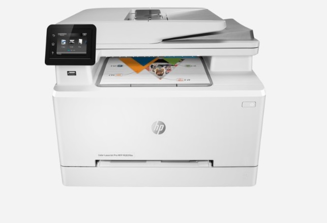 HP Color LaserJet Pro MFP M283cdw Driver Download
