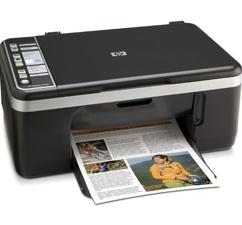 HP Deskjet F4140 Driver Download
